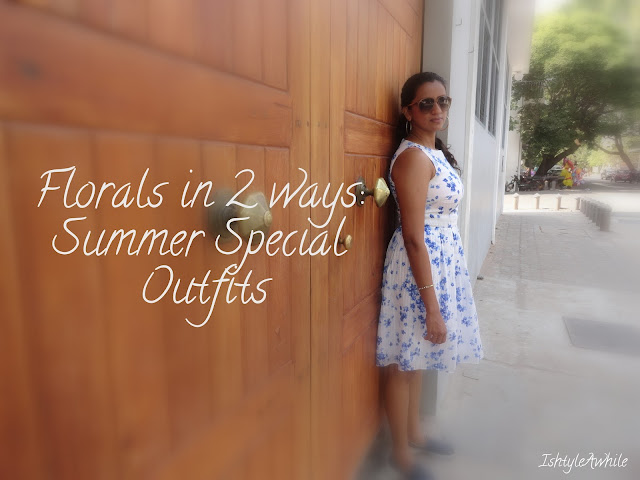 Florals in 2 Ways: Summer Special Outfits image