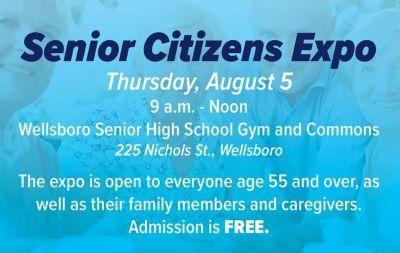 8-5 Senior Citizens EXPO, Wellsboro