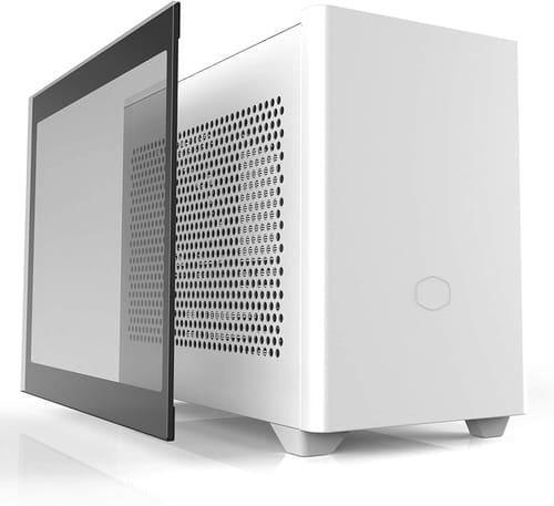 Cooler Master NR200P White SFF Small PC Case