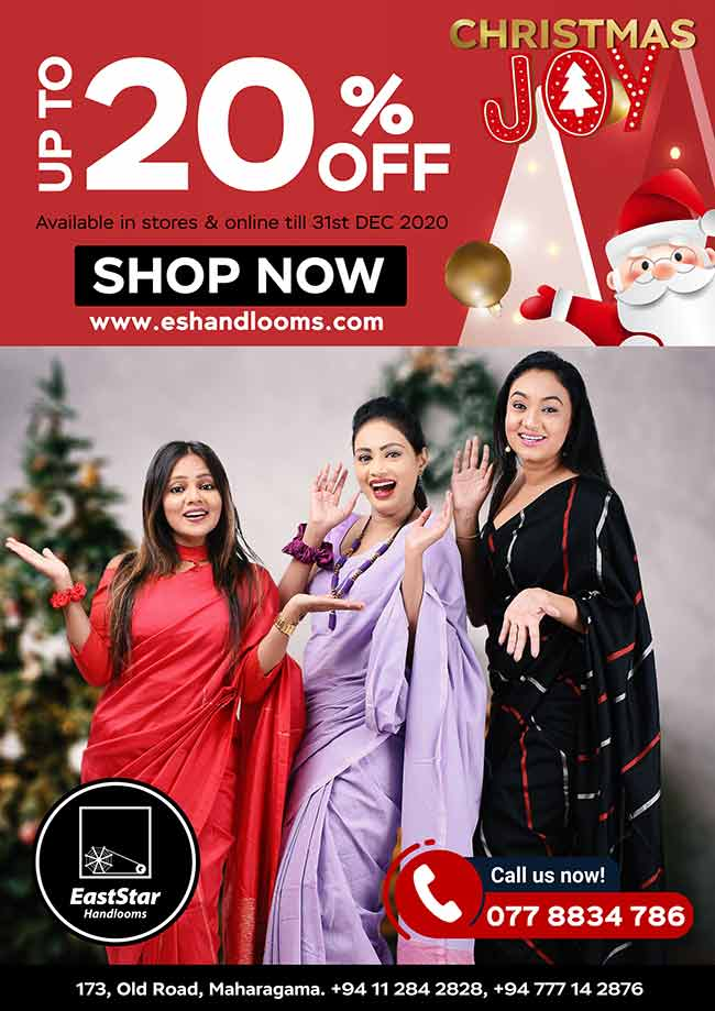 Christmas JOY SALE Up to 20% OFF In Store & Online!