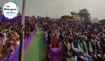 Republic Day cum Panchayat Topper Honor Ceremony organized by Brotherhood Welfare Association Murali