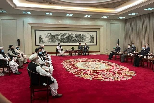 Taliban Bergantung dari Investasi China, Izinkan China Kelola Tambang Kaya Sebagai Ganti