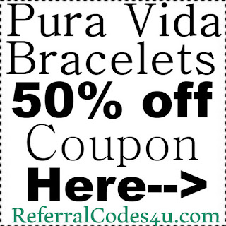 Pura Vida Bracelets Reviews, Pura Vida Bracelets Referral Bonus, Pura Vida Bracelets Discount Code 2017 January, February, March, April, May, JUne