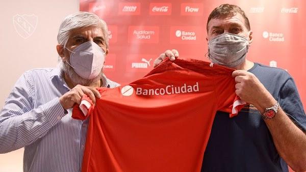 Oficial: Independiente, Falcioni nuevo entrenador
