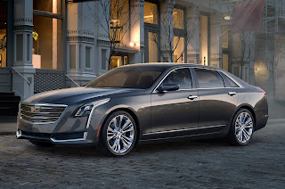 Cadillac Ct6 2016 Wallpapers and Picture