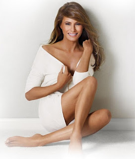 Melania trump modeling pictures. wife of donald trump
