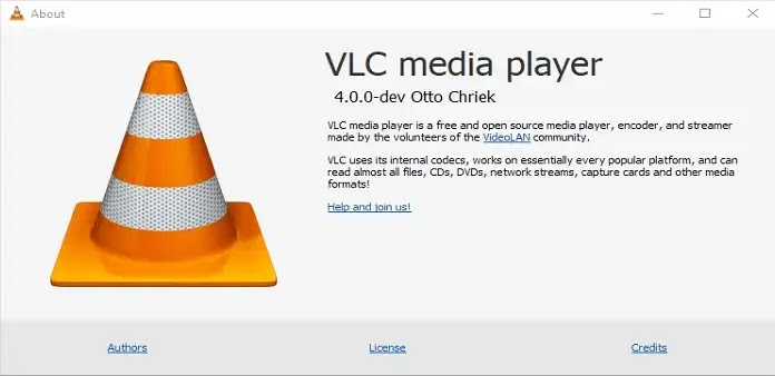 A new fresh look is released in VLC 4.0 in 2021