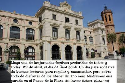 23 de abril, el día de Sant Jordi