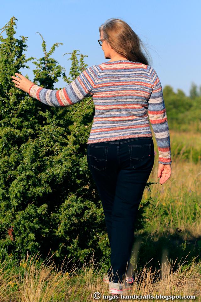 Raglaan džemper / Raglan Jumper