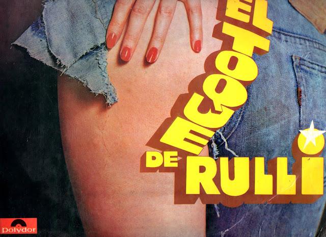 Las fiestas caseras de fines de los setentas eran con LPs, y el rey del toque y de los tocadiscos era Rulli Rendo, aún en actividad. Su LP El Toque de Rulli es un tributo a la nueva ola sesentera.