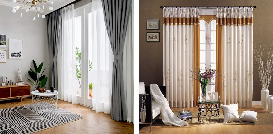 Tuyệt chiêu lựa chọn rèm cửa căn hộ không nên bỏ qua