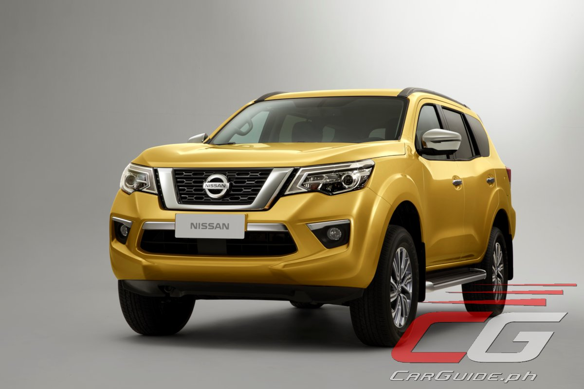 2019 Nissan Terra: This Is It (w/ 4 Photos, Video