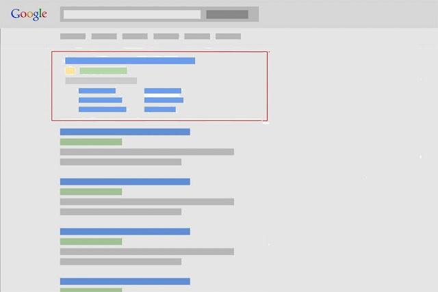 طريقة حصرية لإظهار وفرسة اقسام الموقعك على محرك البحث جوجل