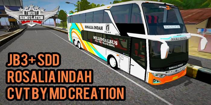 mod jb3+ sdd md creation
