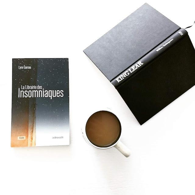 La librairie des Insomniaques de Lyne Gareau