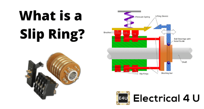 Slip Ring and How does an Electrical Slip Ring Work?
