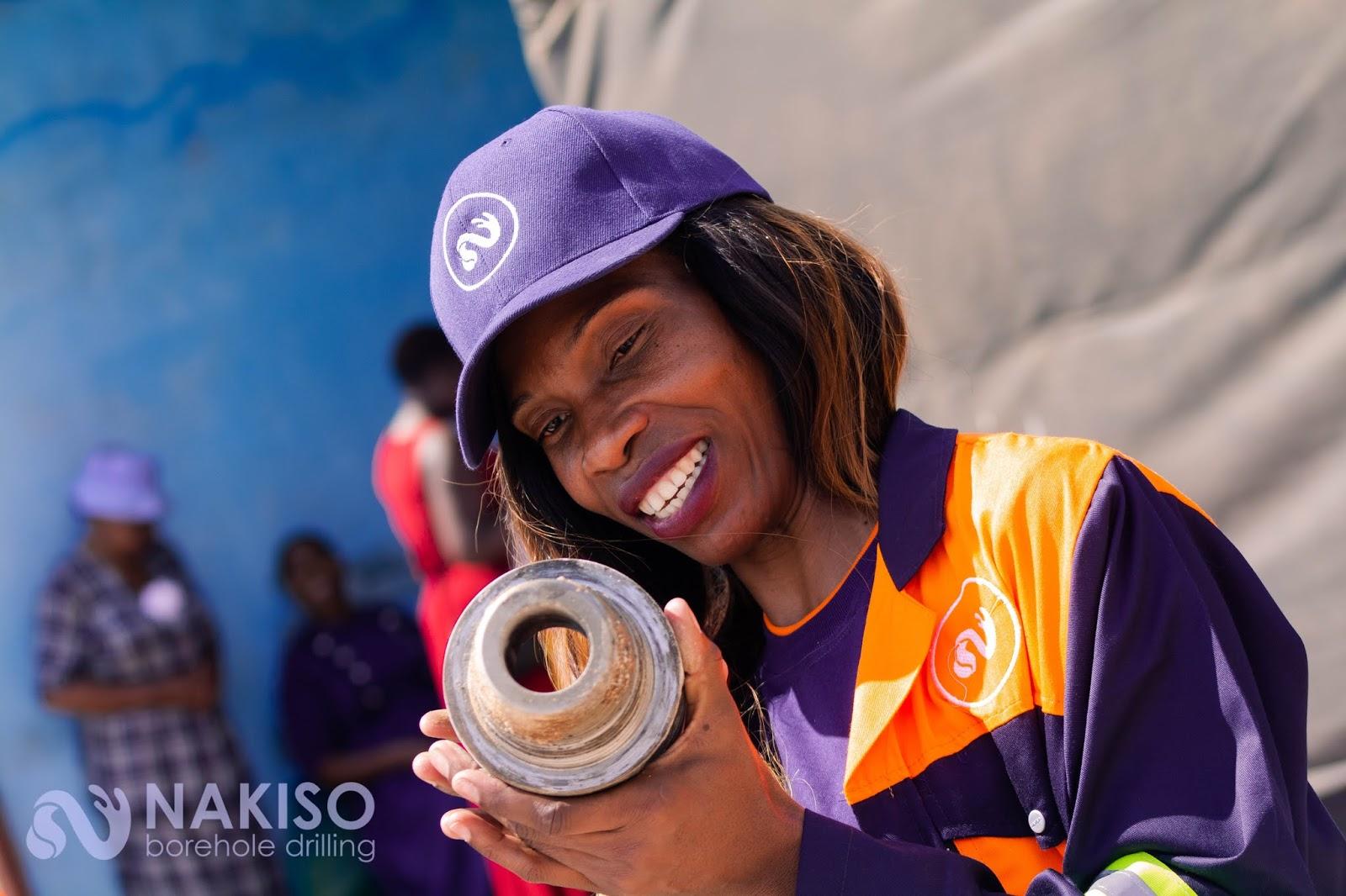 Nakiso Borehole Drilling Gives Back To The Community!