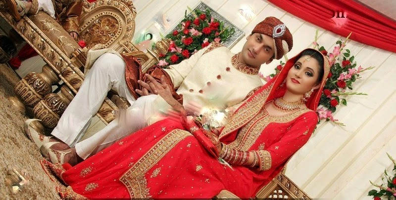 Pakistani Actor Faiq Khan Unseen Wedding Pictures - B & G ...