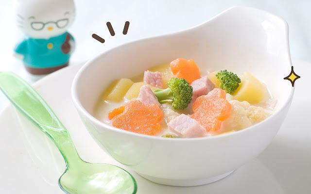 Makanan yang Baik Dikonsumsi Anak Setelah Sakit