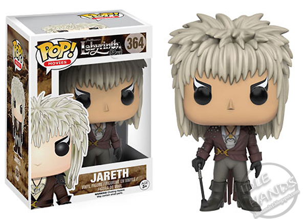 Funko Pop Figure Labyrinth David Bowie as Jareth the Goblin King