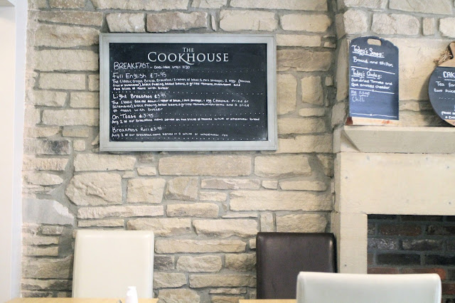 The Cookhouse cafe in Haworth