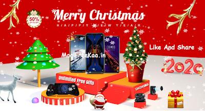 Merry Christmas Happy New Year 2020