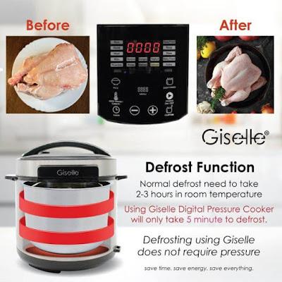 Pressure Cooker Giselle