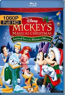 La Navidad Magica De Mickey[2001] [1080p BRrip] [Latino- Ingles] [GoogleDrive] LaChapelHD