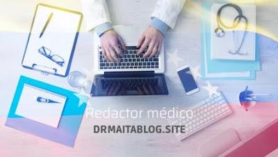 Redactor medico