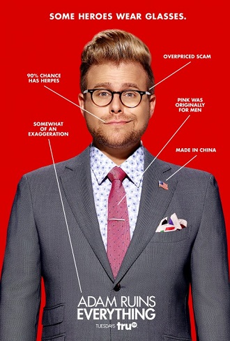 Adam Ruins Everything Season 1 Complete Download 480p All Episode