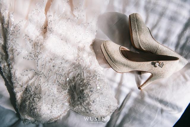 台北花園酒店, 婚鞋,