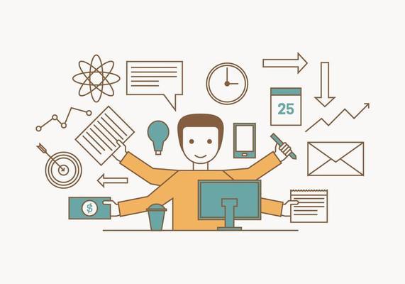 Arrêtez le multitâche si vous voulez être productif