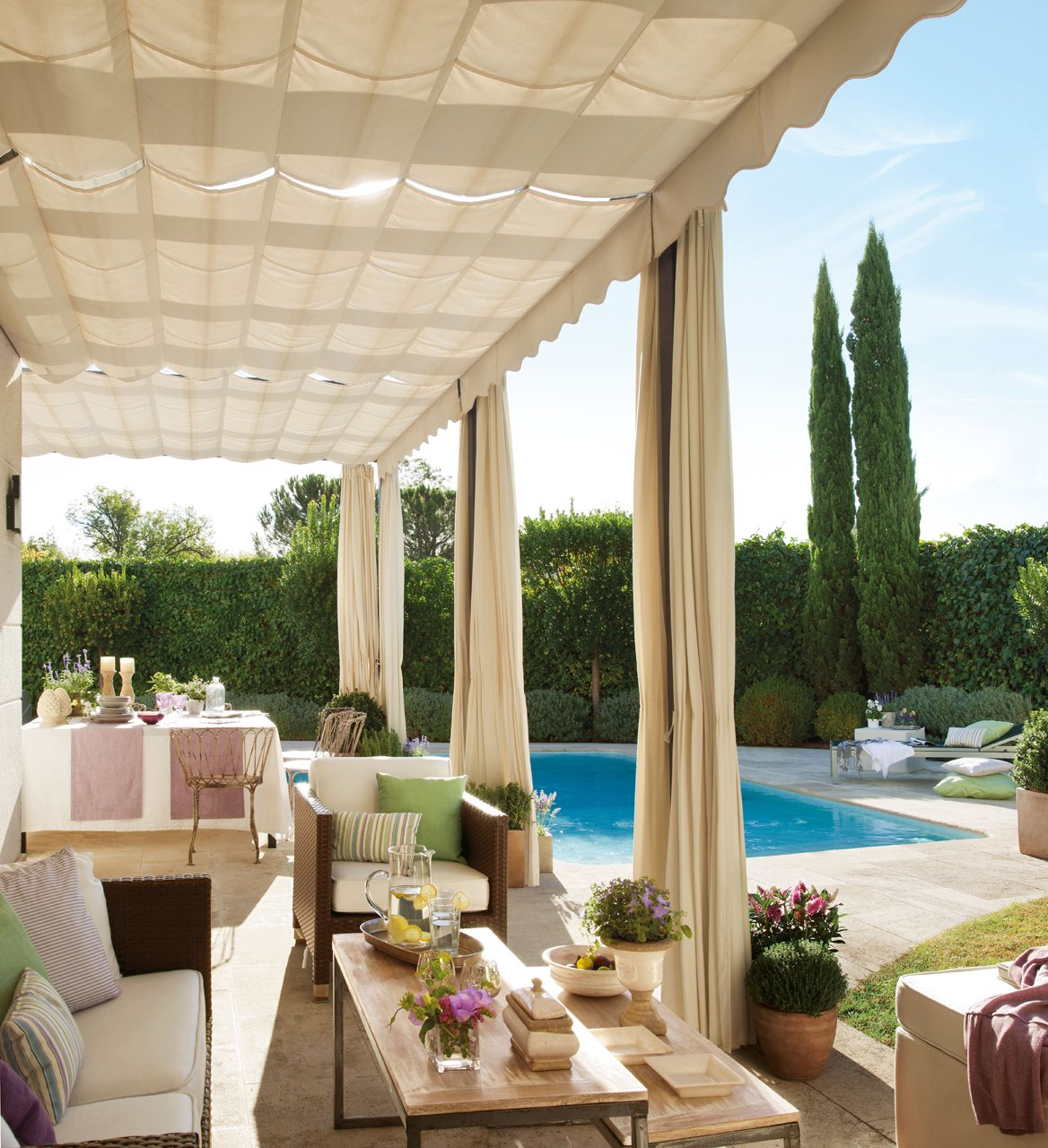 Decor Inspiration A House In Spain With A Beautiful