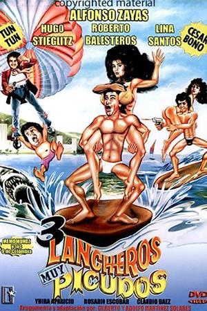 3 LANCHEROS MUY PICUDOS (1988) Ver Online – Español latino