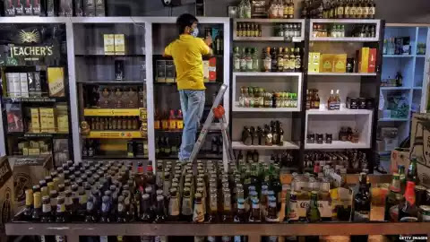 Corona Lockdown: Why Alcohol Sale Is Important?