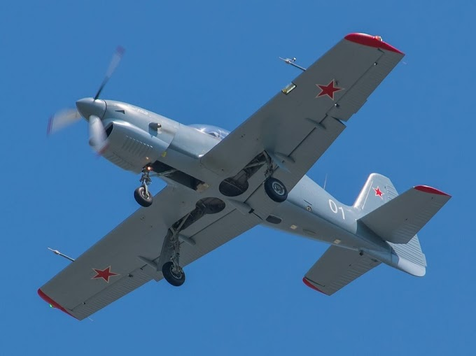 TsAGI completes full cycle of Yak-152 static durability trials