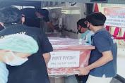 Korban Pesawat SJ-182 Asal Lampung, Tiba Dirumah Duka