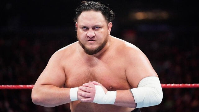 WWE ने Samoa Joe को 30 दिनों के लिए निकाला