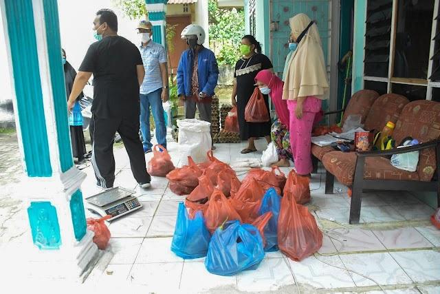 Pemko Tebing Tinggi Terus Lakukan Pemutakhiran DTKS Penerima Bansos