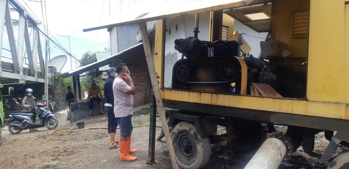 Pemkab Kudus Perlu Beri Perhatian Pompa Penyedot Air Banjir