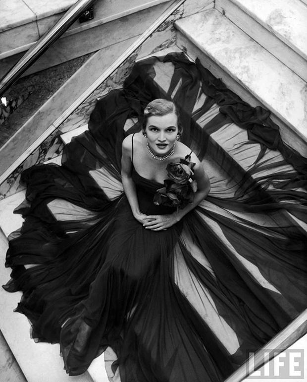 Nina Leen, fotografia de Nina Leen, biografia de Nina Leen, photographer Nina Leen, vintage photos, fotografia de moda vintage, vintage fashion, LIFE