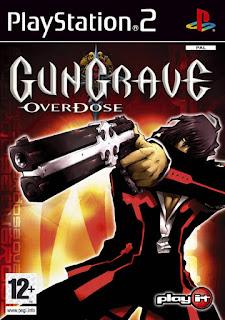 Gungrave Overdose (PS2) 2004