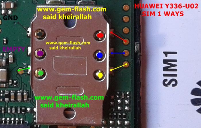 Huawei Y336-U02 Firmware & Repair - AndroFix