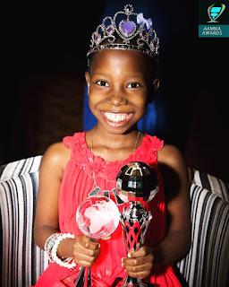 Picture of Kid Comedian Emmanuella