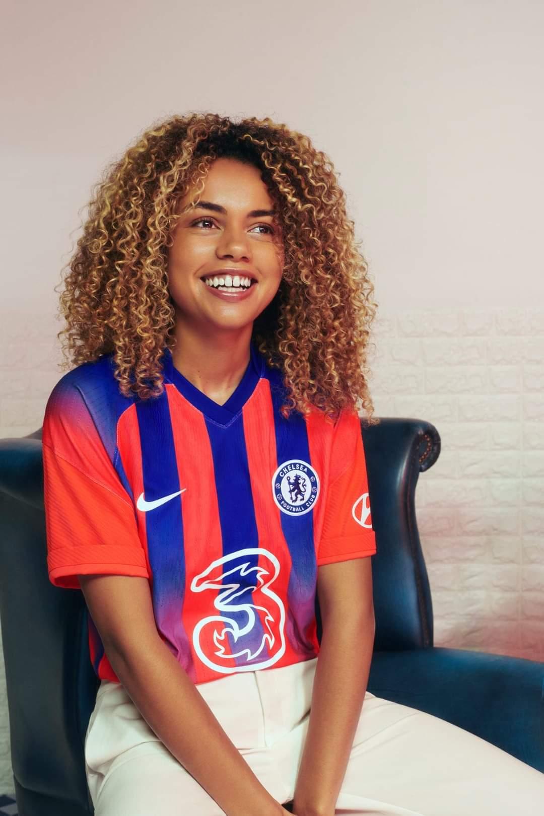 Chelsea new kit