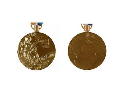 Medalhas Olímpicas - Seul 1988