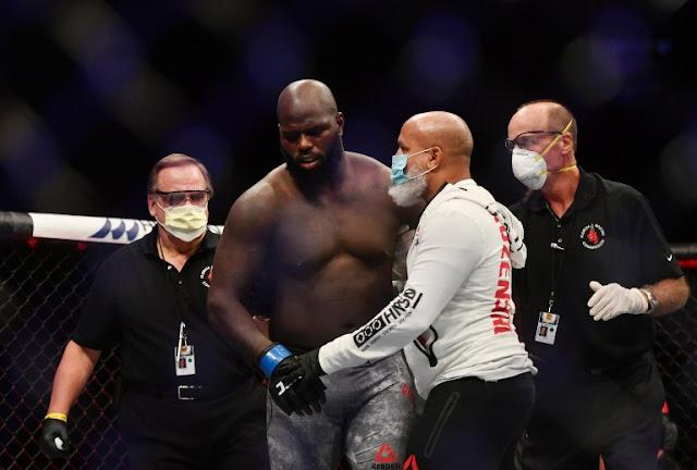 Jairzinho Rozenstruik UFC 249