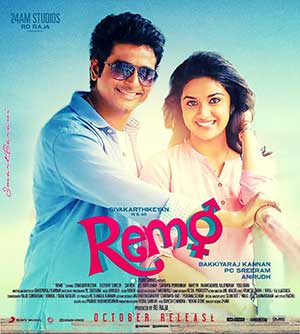 Remo 2018 Hindi Dubbed 300MB Movie WEBHD 480p