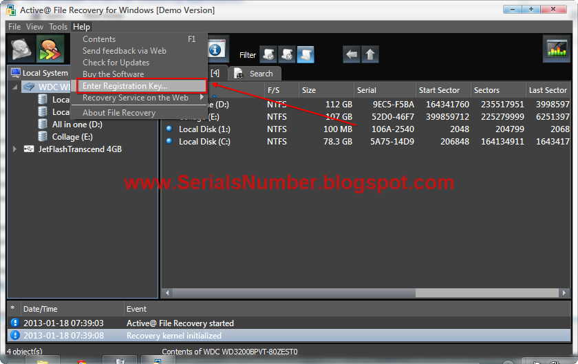 Download active file recovery full version | Active@ File