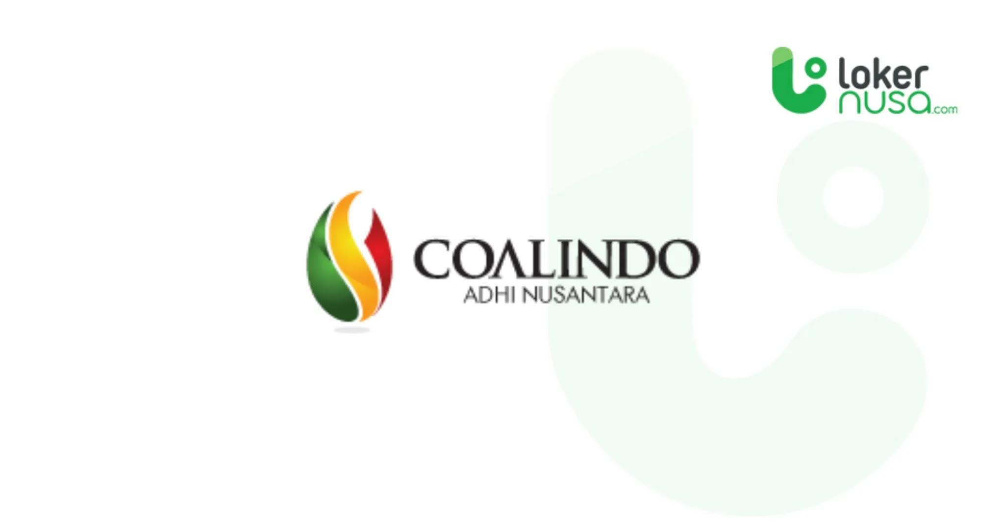 Lowongan kerja tambang terbaru kali ini berasal dari perusahaan PT Coalindo Adhi Nusantara.